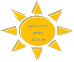tips to prepare for the SSC exam